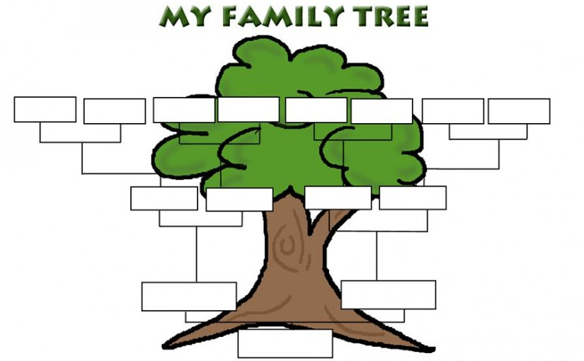 Richardson Family Tree
