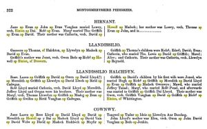 montgomeryshire-pedigree